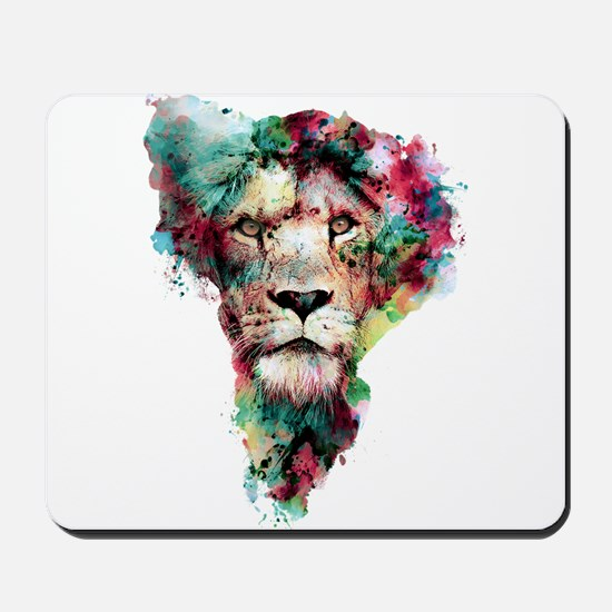 The King II Mousepad