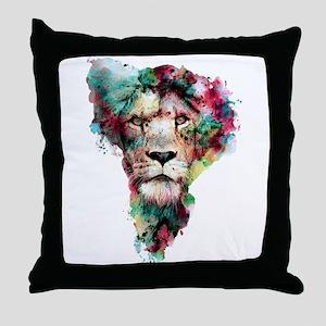 The King II Throw Pillow
