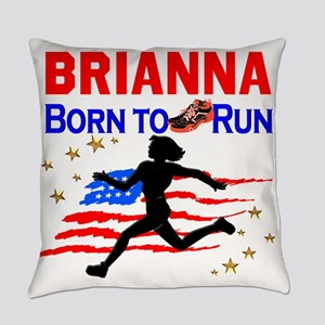 PERSONALIZE RUNNER Everyday Pillow