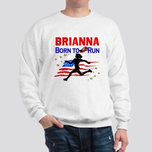 PERSONALIZE RUNNER Sweatshirt