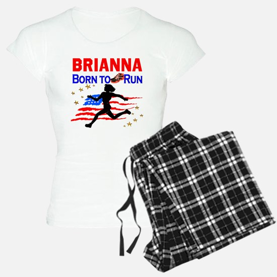 PERSONALIZE RUNNER Pajamas