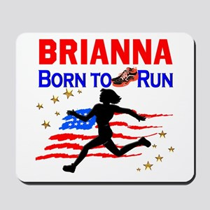 PERSONALIZE RUNNER Mousepad
