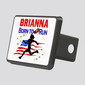 PERSONALIZE RUNNER Rectangular Hitch Cover