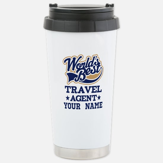 Travel Agent Custom Gift Mugs