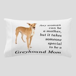 Greyhound Mom Pillow Case