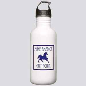GAITED HORSE - Make Am Stainless Water Bottle 1.0L