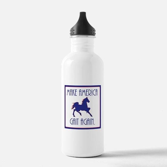 GAITED HORSE - Make Am Water Bottle