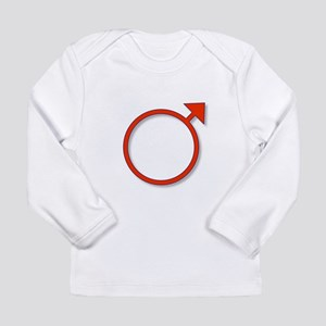 Masculine Sign Long Sleeve T-Shirt