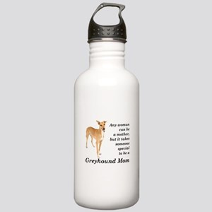 Greyhound Mom Water Bottle