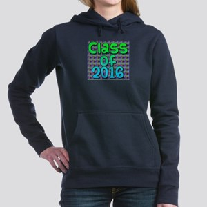 Class of 2016 - on brigh Women's Hooded Sweatshirt