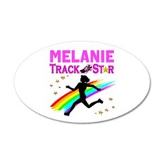PERSONALIZE RUNNER Wall Decal