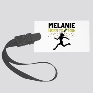 PERSONALIZE RUNNER Large Luggage Tag