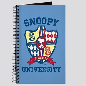 Snoopy University Journal