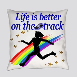 TRACK STAR Everyday Pillow