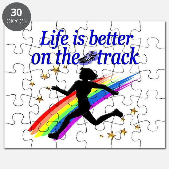 TRACK STAR Puzzle