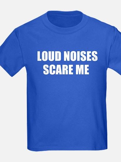Loud Noises Kids Color T-Shirt
