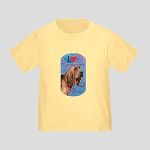 Bloodhound Toddler T-Shirt