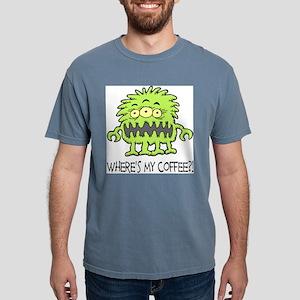 Where's My Coffee Monster T-Shirt