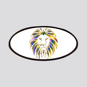 Tribal Lion Patch
