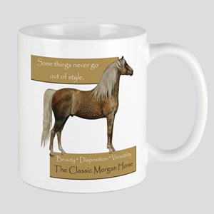 Classic Morgans Large Mugs
