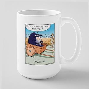 Oxymoron Large Mug