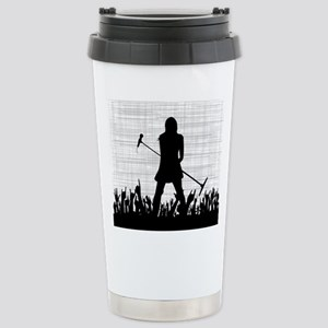 Singer on Stage Grung Stainless Steel Travel Mug