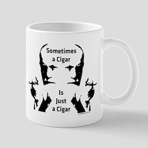 Sometimes a Cigar Mugs