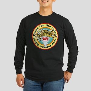Idora Fries Long Sleeve Dark T-Shirt