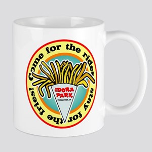 Idora Fries Mug