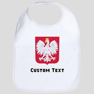 Poland Coat Of Arms Bib