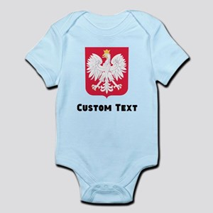 Poland Coat Of Arms Body Suit