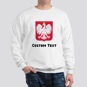 Poland Coat Of Arms Sweatshirt