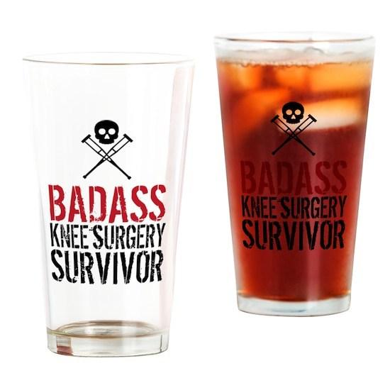 Badass Knee Surgery Survivor