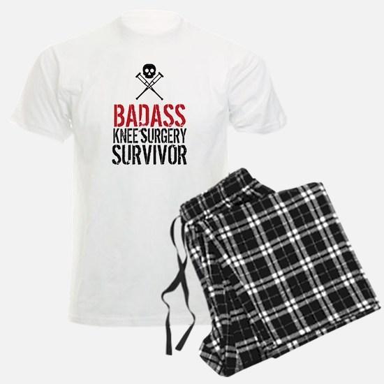Badass Knee Surgery Survivor Pajamas