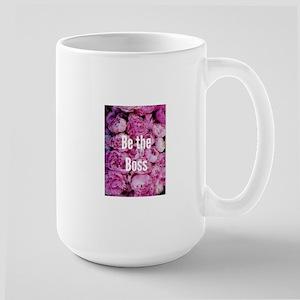 Peony Boss Mugs
