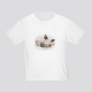 Pig Happy Toddler T-Shirt