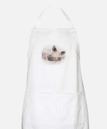 Pig Happy BBQ Apron