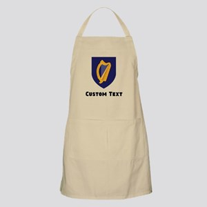 Ireland Coat Of Arms Apron