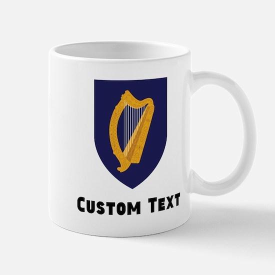 Ireland Coat Of Arms Mugs