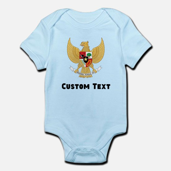 Indonesia Coat Of Arms Body Suit