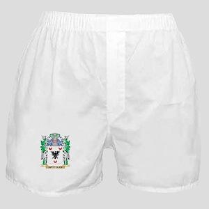 Spitteler Coat of Arms - Family Crest Boxer Shorts