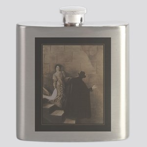 To the Lair~Classic Phantom of the Opera Flask
