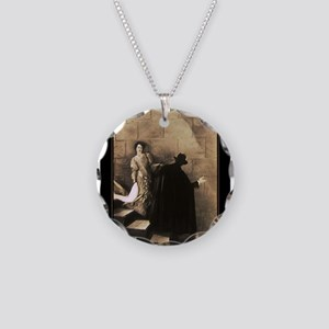 To the Lair~Classic Phantom of the Opera Necklace