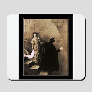 To the Lair~Classic Phantom of the Opera Mousepad