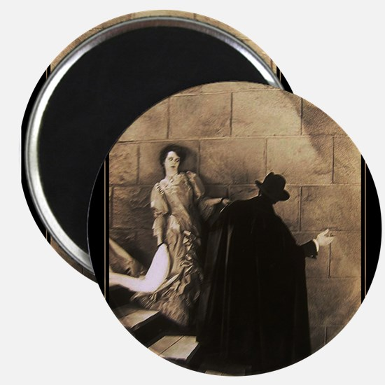 To the Lair~Classic Phantom of the Opera Magnets