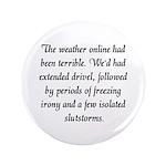 "'Fandom Forecast' 3.5"" Button (100 pack)"