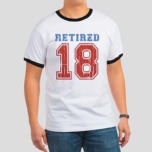 Retired 2018 Varsity T-Shirt