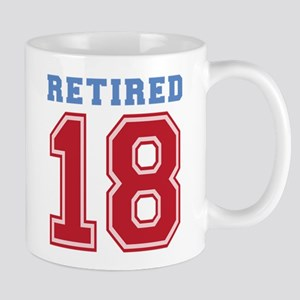 Retired 2018 Varsity Mugs