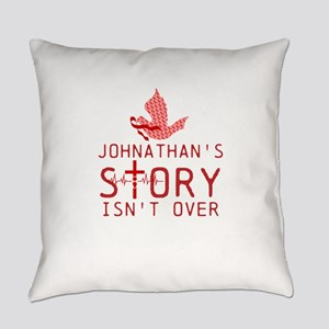 HEART ATTACK SURVIVOR PERSONALIZE Everyday Pillow
