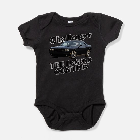 Unique Dodge challenger Baby Bodysuit